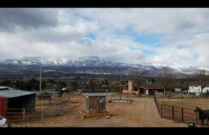 Cottonwood-AZ-horse-boarding-Mingus-view